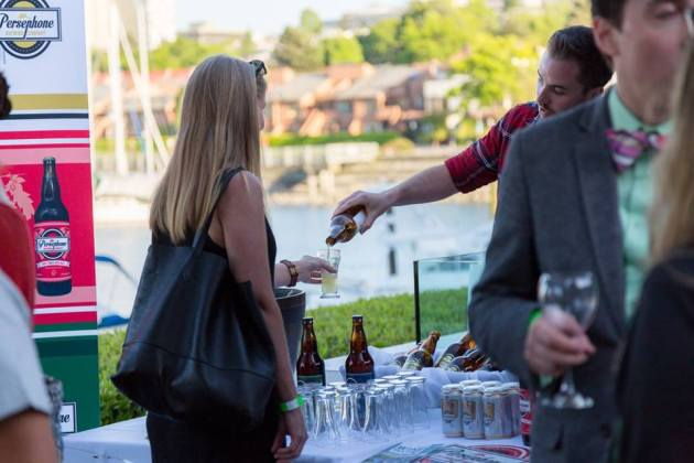 Coal Harbour Spring Tasting 1